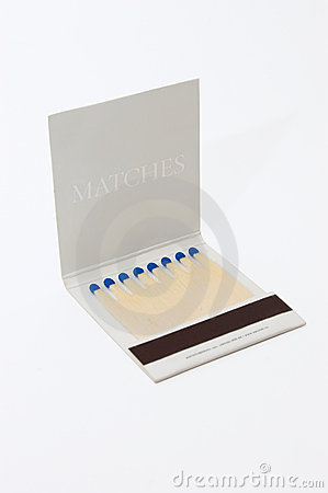 Free Matches Royalty Free Stock Photography - 5980177