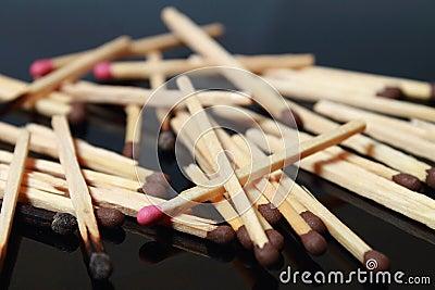 Matches macro