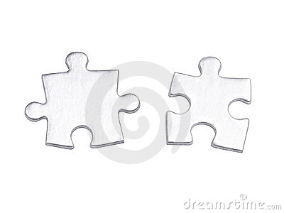 Matching puzzle pieces