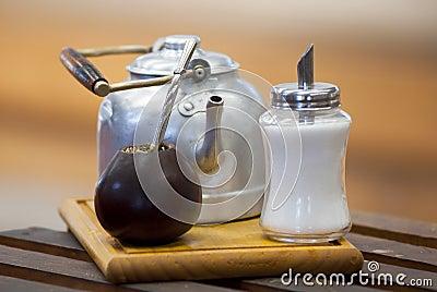 Mate Drink Setup -  Yerba Mate