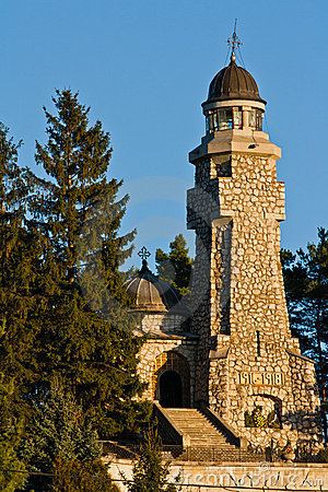 Free Mateias Mausoleum - Detail Stock Image - 16845561