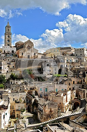 Free Matera In Italy Royalty Free Stock Photography - 67886897