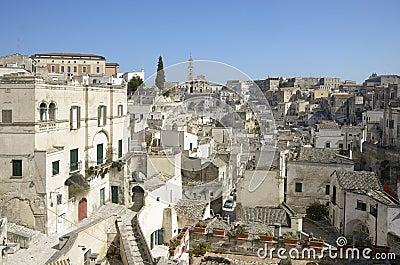 Matera old town - Basilicata, Italy