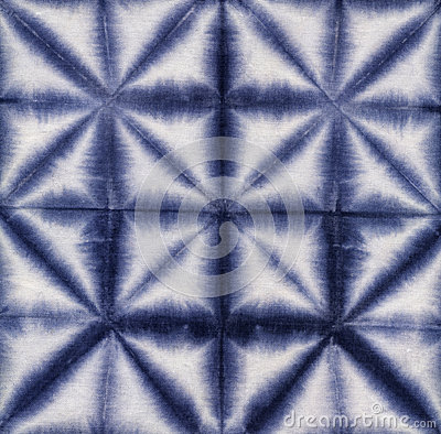Free Material Dyed Batik. Shibori Royalty Free Stock Photo - 42218505