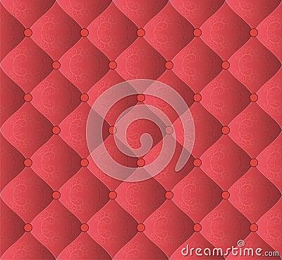 Materialny tapicerowanie