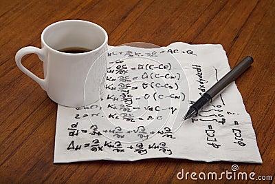 Mathematical equations of physics