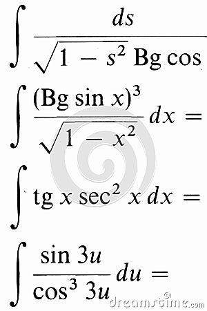 Mathematics abstract
