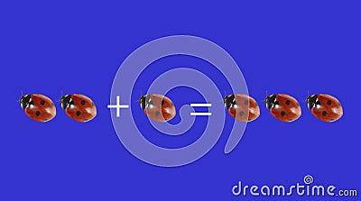 Mathematics equation.