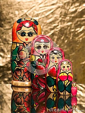 Free Matreshka Stock Images - 7456074