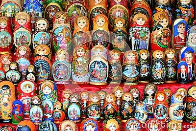 Matreshka dolls