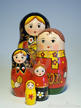 Free Matreshka_2 Stock Photography - 2253252