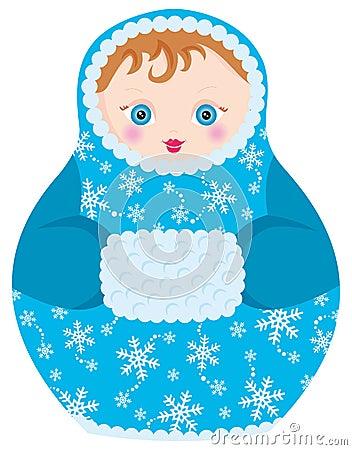 Matrioshka doll