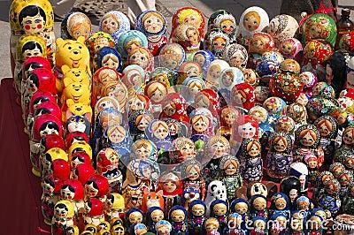 Matrioshka - Russian Doll