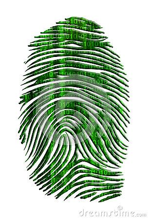 Matrix like finger print