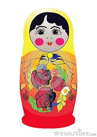 Matroschka doll