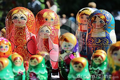 Matroyska Dolls
