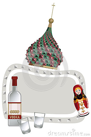 Matryoshka and Vodka