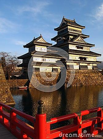 Free Matsumoto Castle 01, Japan Royalty Free Stock Images - 4055579