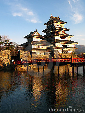 Free Matsumoto Castle 05, Japan Stock Images - 4088524