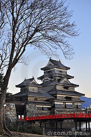 Matsumoto Castle , Japan
