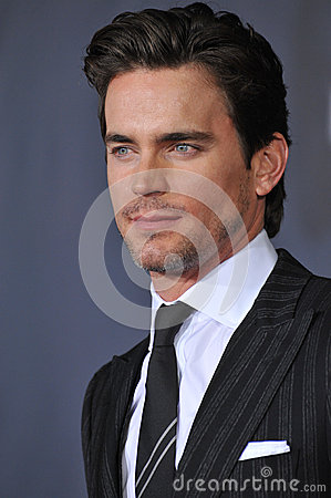 Matt Bomer Editorial Stock Photo