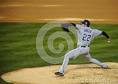 Matt Garza Editorial Stock Image