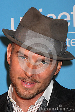 Matt Goss Editorial Photo