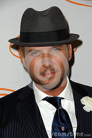 Matt Goss Editorial Image