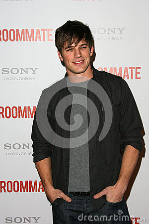 Matt Lanter Editorial Stock Image