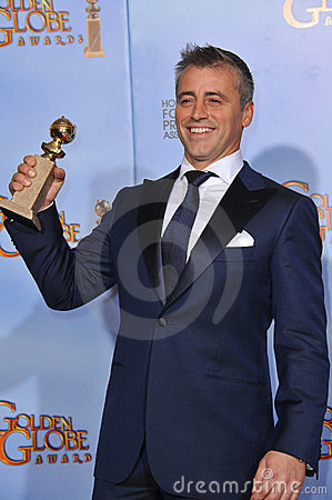 Matt Le Blanc Editorial Stock Photo