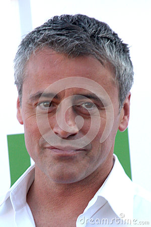 Matt LeBlanc Editorial Image