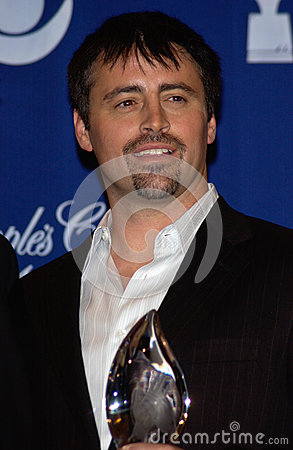 Matt LeBlanc Editorial Stock Photo