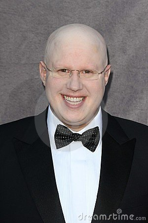 Matt Lucas Editorial Photo