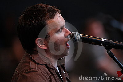 Matt Redman Editorial Photo