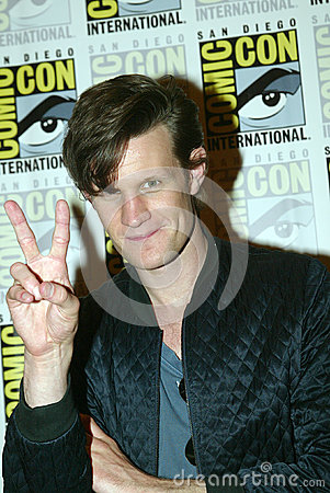 Matt Smith Editorial Stock Image