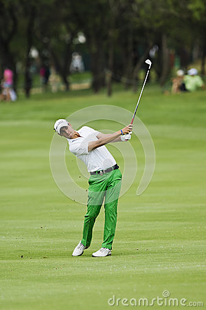 Matteo Manassero - NGC2013 Editorial Photo