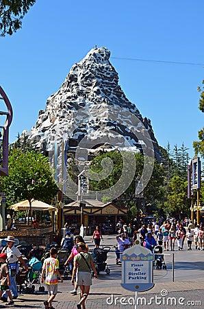 Matterhorn Editorial Image