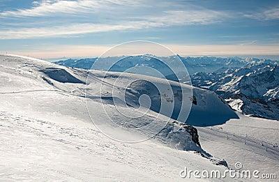 The Matterhorn Glacier