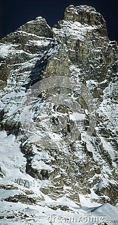 Free Matterhorn Peak Royalty Free Stock Image - 88026