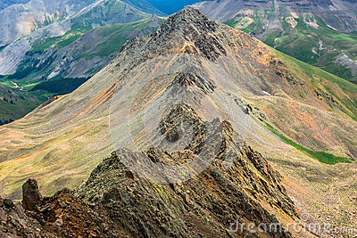 Matterhorn Peak Ridge