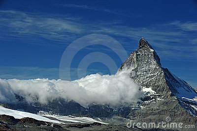Matterhorn summit switzerland