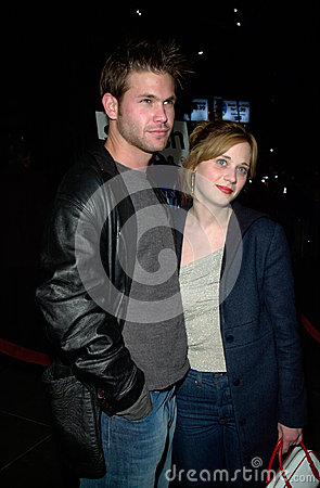 Matthew Davis,Zooey Deschanel Editorial Stock Photo