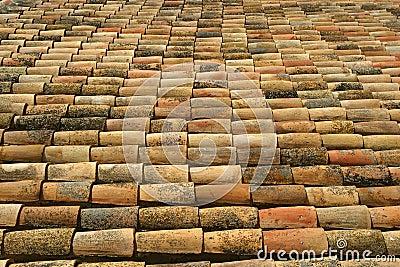 Mattonelle di tetto spagnole