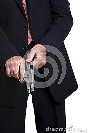 Cocking the Gun