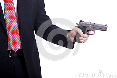 Aiming the Gun