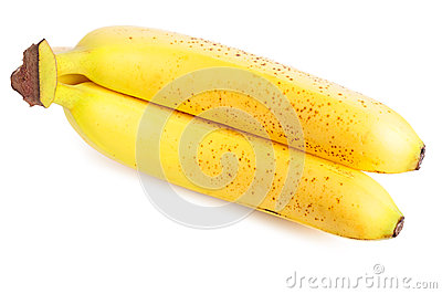 Mature Bananas