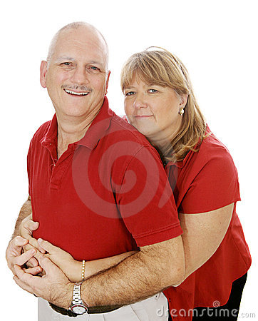 Mature Couple In Love