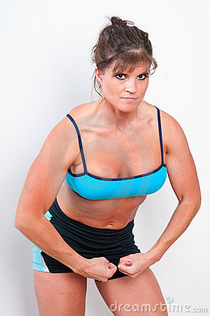 Mature Athletic Women 50