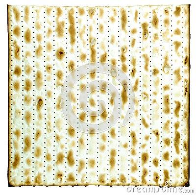 Matzo Matza Jewish Passover Bread