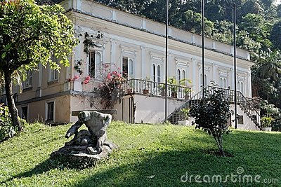 Maua Baron House in Petropolis